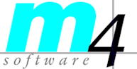 m4 software specialise in providing tailored software to the Sage Enterprise marketplace
